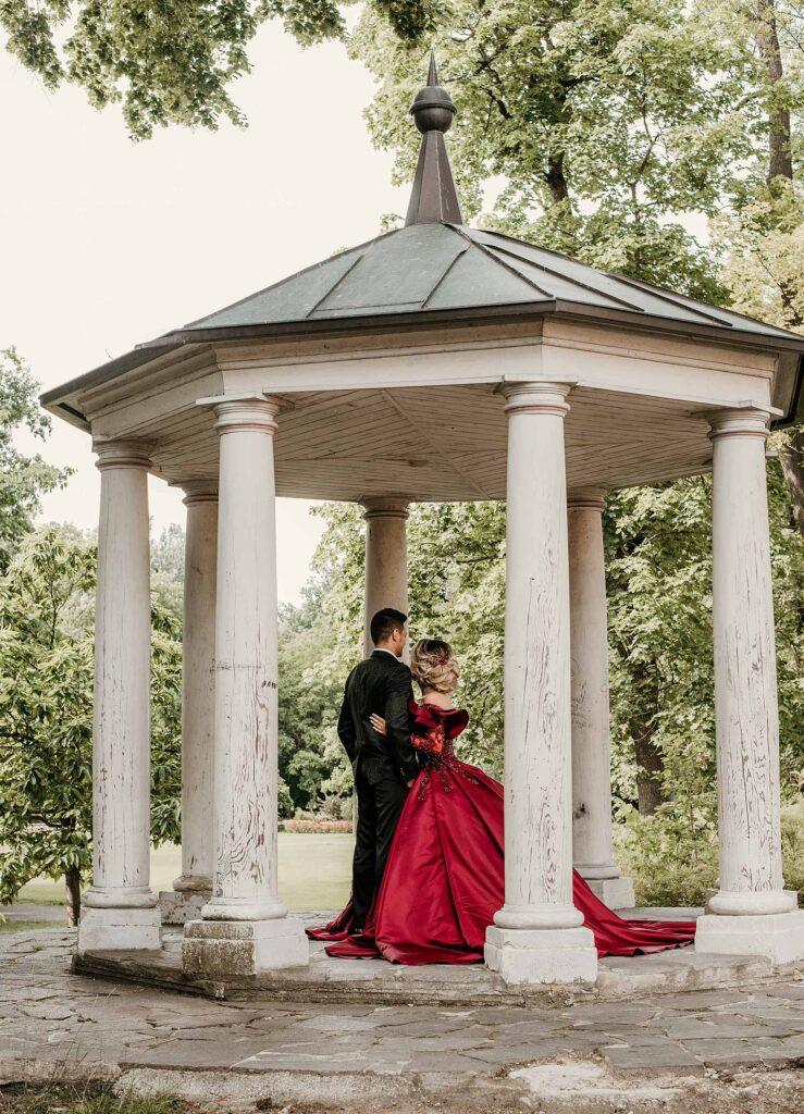 BrautpaarshootingHochzeitsfotografinDeggendorfRegen 739x1024 - Hochzeitsreportage