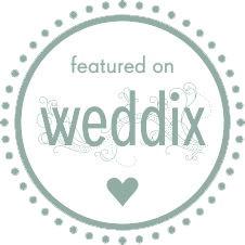 featured on button weddix - Hochzeitsreportage